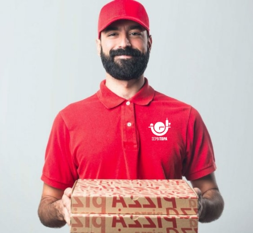 Food Delivery Φαγητού